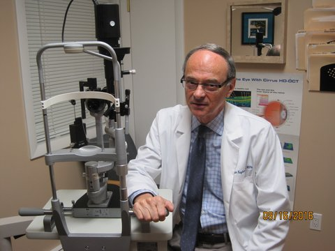 Dr. Newton - Eye Care - Kayvan Keyhani MD, MPH